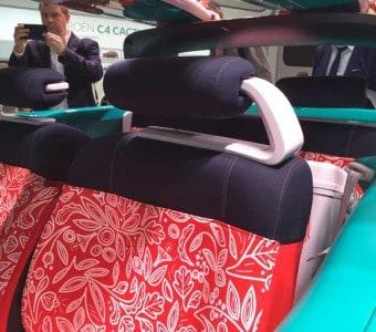 Mein Highlight der IAA 2015: Citroën Concept Car 9