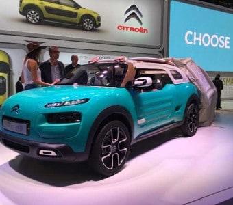 Mein Highlight der IAA 2015: Citroën Concept Car 14