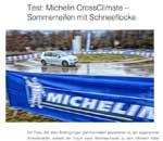 Michelin Crossclimate Sommerreifen