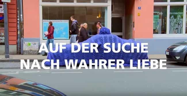 Zurich Werbung auf der Suche nach Liebe