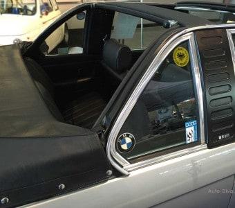 BMW Baur Cabrio
