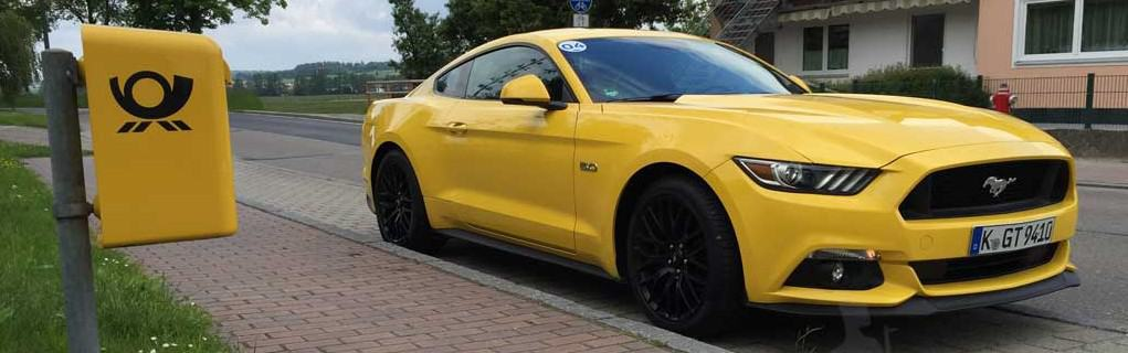 Ford Mustang - Auto-Diva News