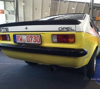Opel GTE
