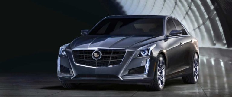 Cadillac CTS Roadtrip