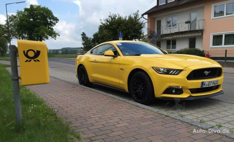 Ford Mustang ab 2015