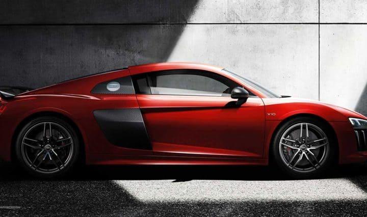 Audi R8 CoupéV10 plus