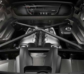 Audi R8 CoupéV10 plus Motor