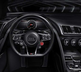 Audi R8 CoupéV10 plus Cockpit