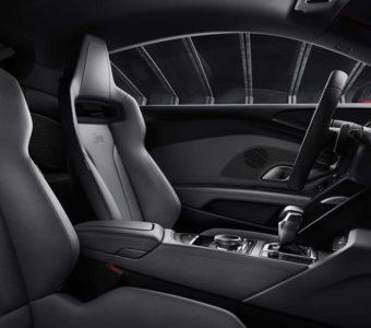 Audi R8 CoupéV10 plus Interieur