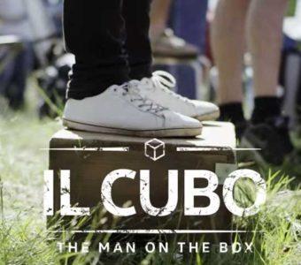 Il Cubo auf der Rallye