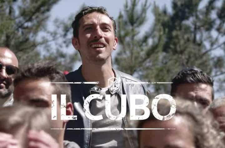Il Cubo bei der Rallye