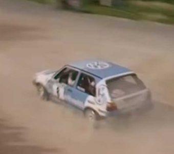 VW Polo R WRC Rallye