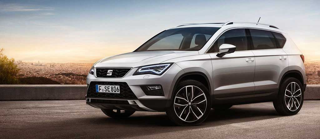 seat ateca neues suv fernab vom mond video werbung. Black Bedroom Furniture Sets. Home Design Ideas