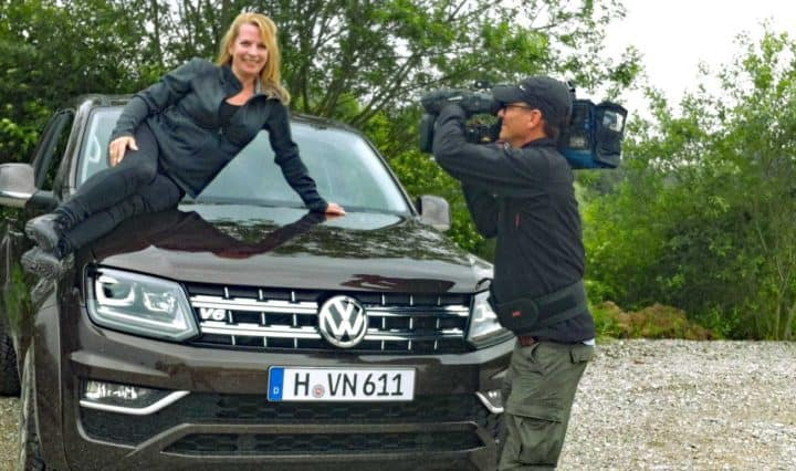 Premium Pickup VW Amarok V6