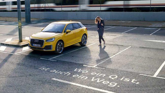 Audi Q2 - der kleinste Q