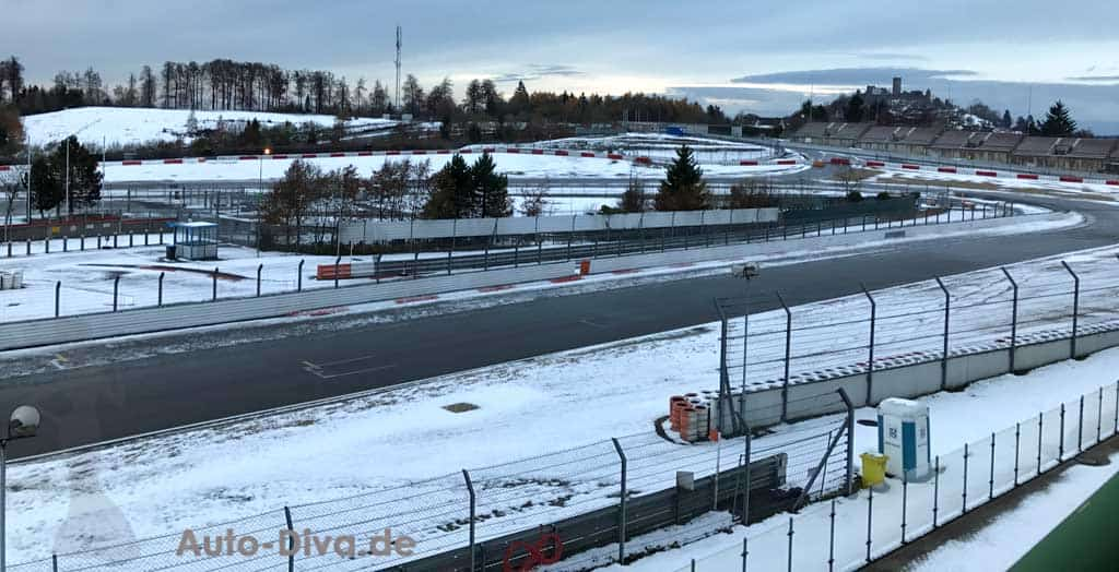 Nürburgring im Winter