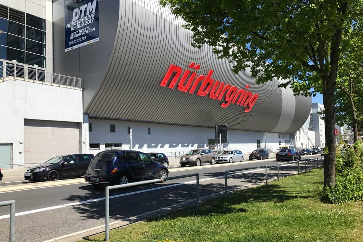 Lexus Korso Nürburgring