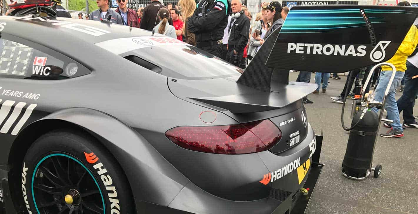 DTM Norisring mit Petronas: 50 Jahre AMG und viele