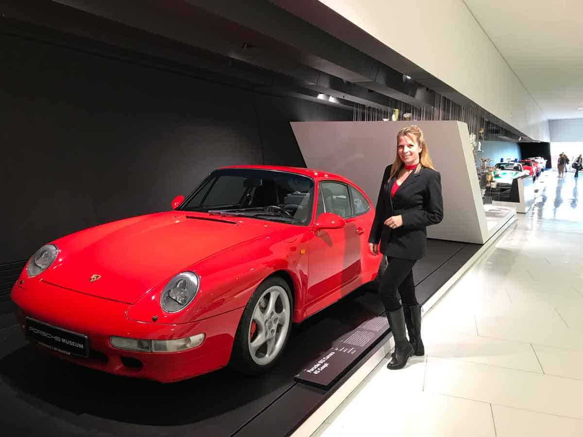 Porsche Museum mit App