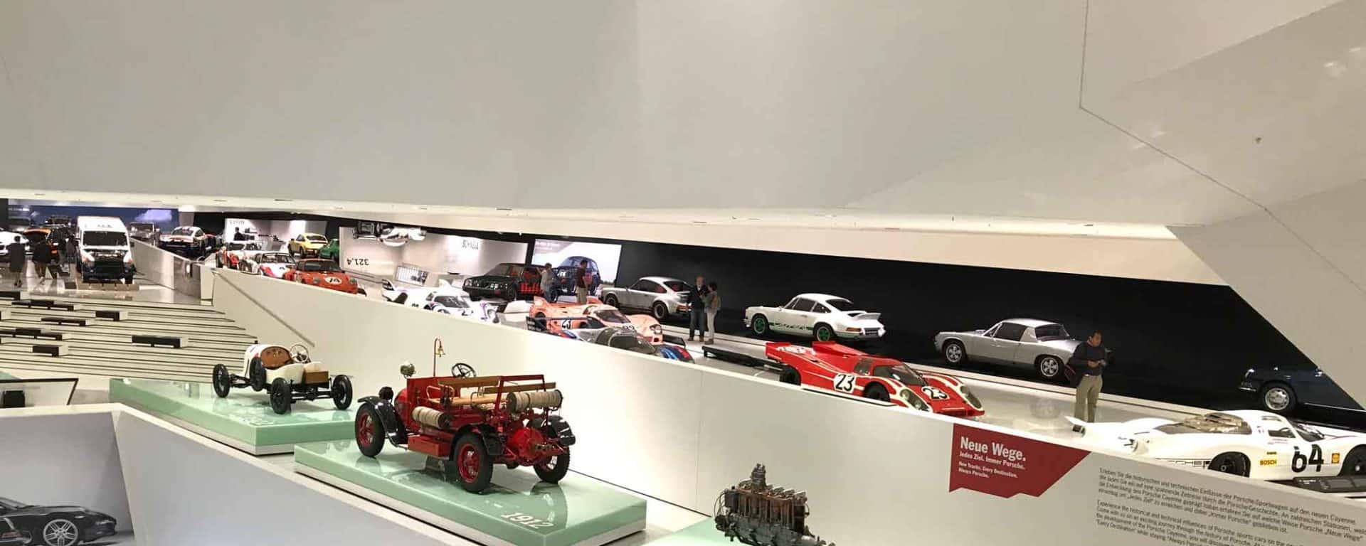Virtuelle Live F 252 Hrung Im Porsche Museum Auto Diva Autoblog