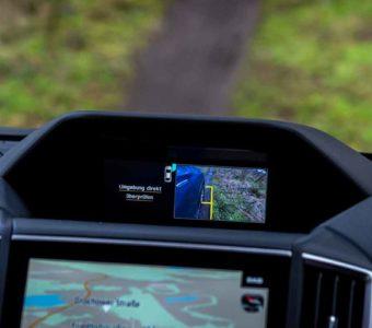 Der Subaru Forester e-Boxer könnte Försters neuer Liebling werden 8