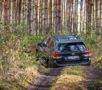 Der Subaru Forester e-Boxer könnte Försters neuer Liebling werden 6