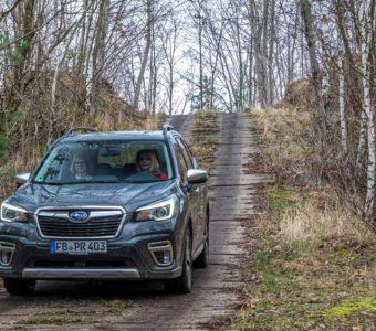 Der Subaru Forester e-Boxer könnte Försters neuer Liebling werden 3