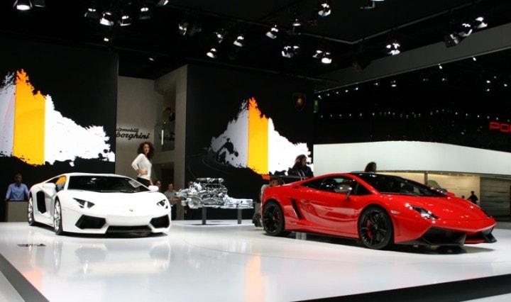 Autos, Hybrids und E-Autos auf der IAA 2011 3