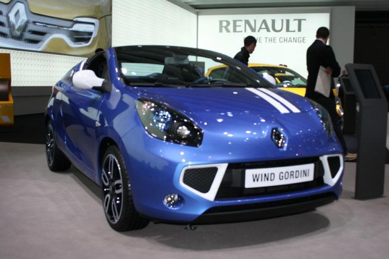 Türchen 5 - Renault Wind Cabrio 1